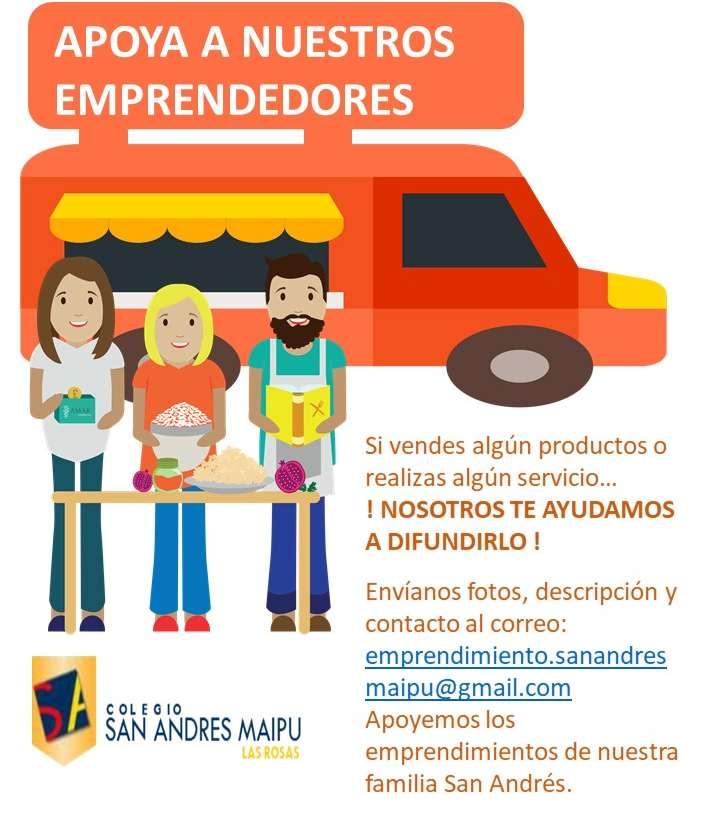 Apoya a nuestros emprendedores