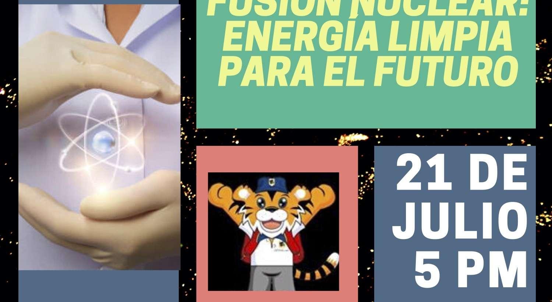 Energía limpia para el futuro: 21 de Julio – 5PM