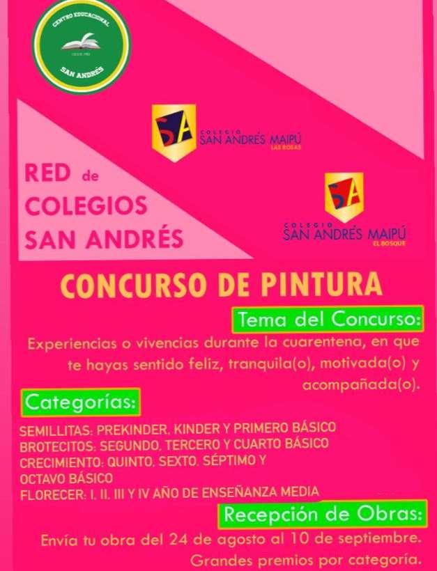 Concurso de pintura «Ponle color a tu Cuarentena»