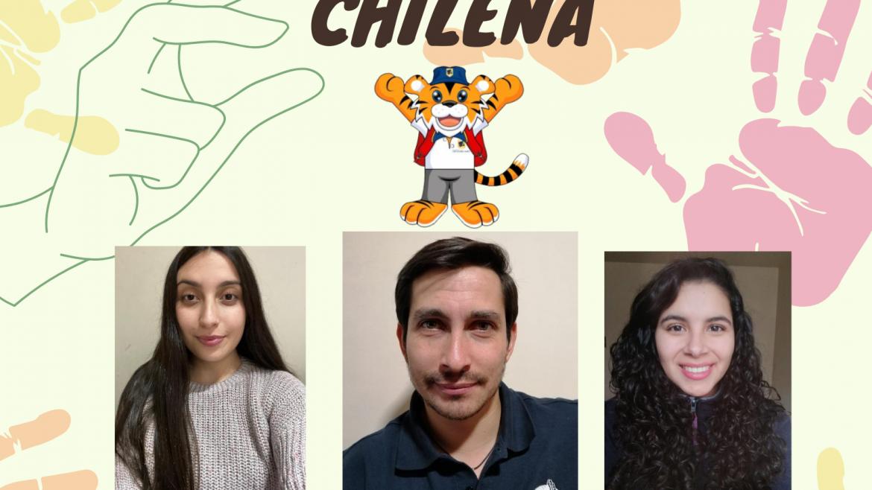 Taller Lengua de señas Chilena: 1 Septiembre – 3PM